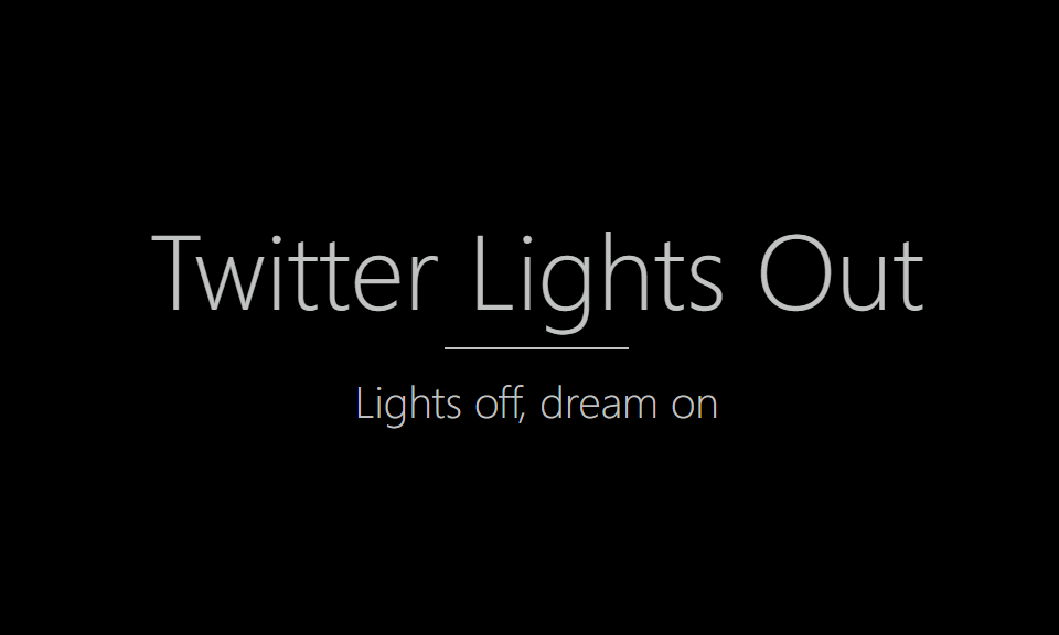 twitter-lights-out